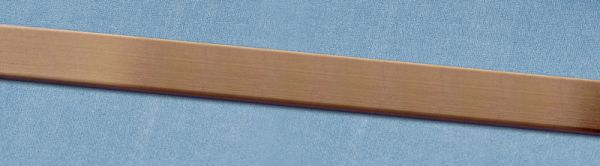 Copper rectangular bare conductor